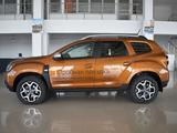 Renault Duster Style TCE CVT (4WD) 2021 года за 11 139 500 тг. в Актау – фото 4
