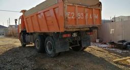 КамАЗ  6520 2006 года за 4 000 000 тг. в Кульсары – фото 3