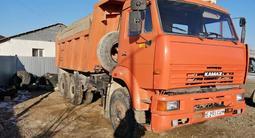 КамАЗ  6520 2006 года за 4 000 000 тг. в Кульсары – фото 4