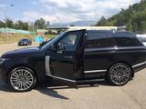 Land Rover Range Rover 2018 года за 60 000 000 тг. в Алматы – фото 4