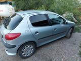 Peugeot 206 2008 года за 1 800 000 тг. в Алматы – фото 2