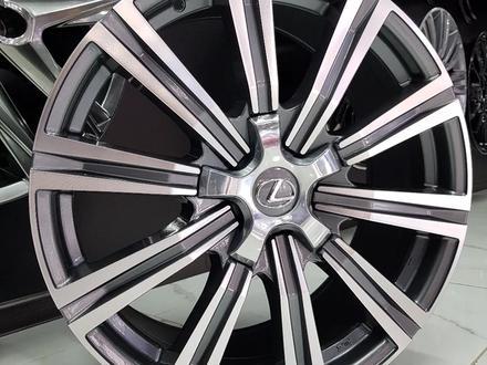 Lexus 570 диски за 235 000 тг. в Алматы – фото 3