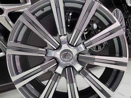 Lexus 570 диски за 235 000 тг. в Алматы – фото 4