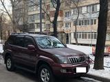 Toyota Land Cruiser Prado 2004 года за 8 370 000 тг. в Алматы – фото 3