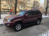 Toyota Land Cruiser Prado 2004 года за 8 370 000 тг. в Алматы – фото 5