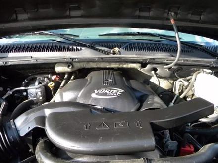 Двигатель Cadilac Escalade 6.0 л. Vortec HO 2002-2006 за 800 000 тг. в Алматы