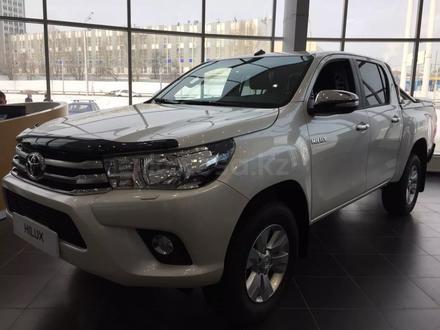 Toyota Hilux 2019 года за 18 900 000 тг. в Алматы