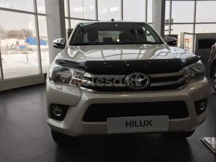 Toyota Hilux 2019 года за 18 900 000 тг. в Алматы – фото 11