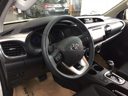 Toyota Hilux 2019 года за 18 900 000 тг. в Алматы – фото 9