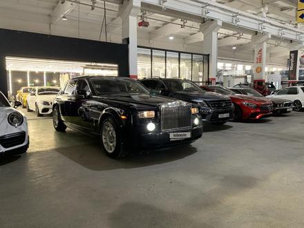 Rolls-Royce Phantom 2003 года за 46 500 000 тг. в Алматы