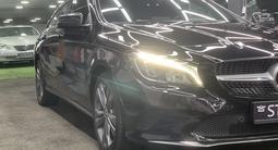 Mercedes-Benz CLA 200 2018 года за 12 500 000 тг. в Алматы – фото 4