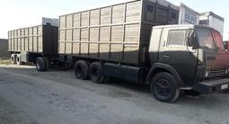 КамАЗ 1989 года за 6 000 000 тг. в Шымкент – фото 4