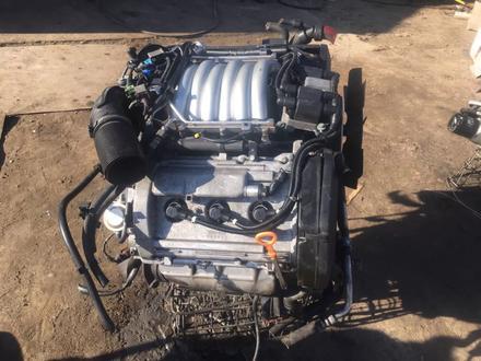 Контрактный двс ауди А6 AMX 2.4 30 кл за 300 000 тг. в Семей – фото 3