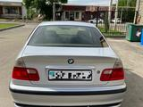 BMW 316 2001 года за 2 850 000 тг. в Алматы – фото 4