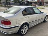 BMW 316 2001 года за 2 850 000 тг. в Алматы – фото 5