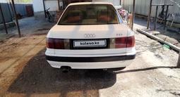 Audi 80 1992 года за 1 200 000 тг. в Алматы – фото 4