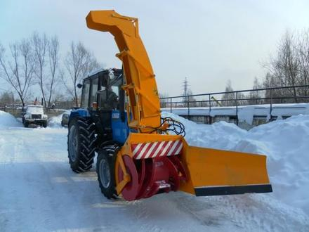 МТЗ  Снегоочиститель 500 тон в час кидает 2020 года в Нур-Султан (Астана)