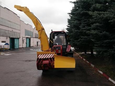 МТЗ  Снегоочиститель 500 тон в час кидает 2020 года в Нур-Султан (Астана) – фото 4