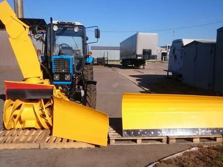 МТЗ  Снегоочиститель 500 тон в час кидает 2020 года в Нур-Султан (Астана) – фото 8
