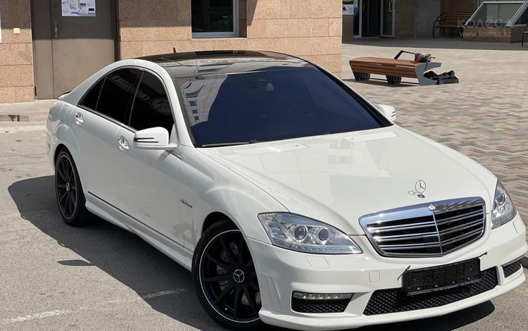 Mercedes-Benz S 63 AMG 2008 года за 10 700 000 тг. в Алматы