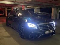 Mercedes-Benz S 63 AMG 2015 года за 35 000 000 тг. в Алматы