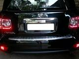 Оригинальный задний бампер на Nissan Patrol Y62 за 150 000 тг. в Алматы – фото 4