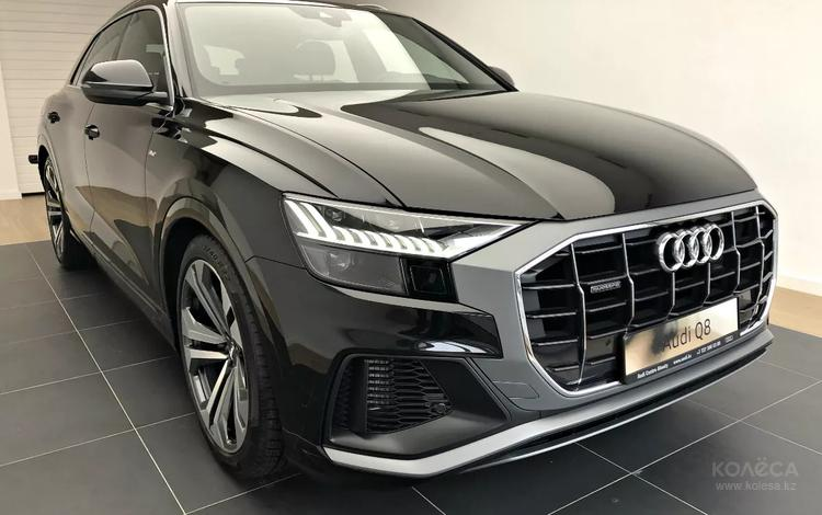 Audi Q8 2020 года за 43 710 000 тг. в Алматы