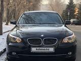BMW 535 2007 года за 6 850 000 тг. в Алматы – фото 3