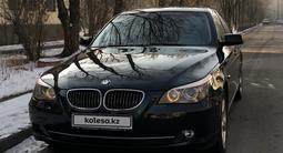 BMW 535 2007 года за 6 850 000 тг. в Алматы