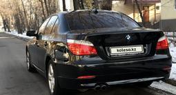 BMW 535 2007 года за 6 850 000 тг. в Алматы – фото 5