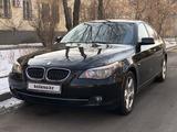 BMW 535 2007 года за 6 850 000 тг. в Алматы – фото 2