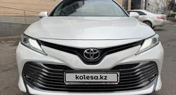 Toyota Camry 2018 года за 13 500 000 тг. в Шымкент – фото 4