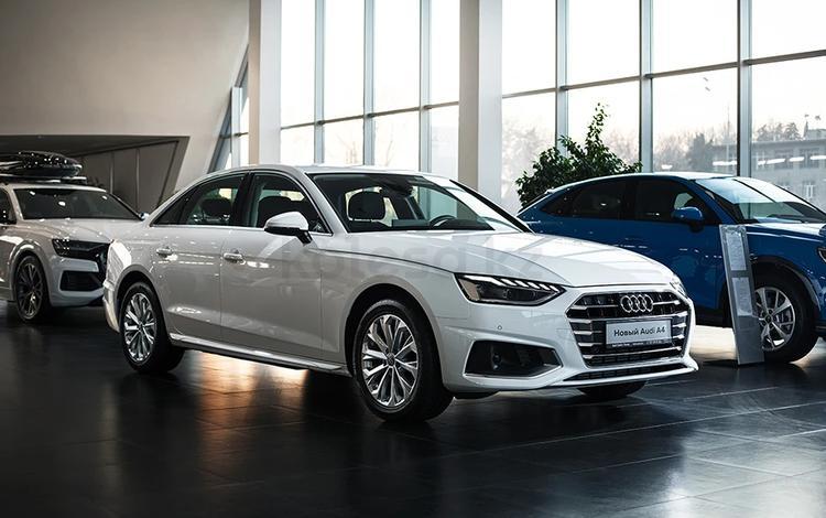 Audi A4 40 TFSI 2021 года за 21 000 000 тг. в Алматы