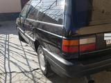Volkswagen Passat 1992 года за 1 300 000 тг. в Туркестан – фото 3