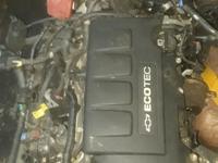 Двигатель F16D4 1.6 Ecotec (Z16XER) Chevrolet Cruze, Aveo, Opel Astra… за 500 000 тг. в Шымкент