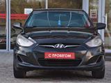 Hyundai Accent 2014 года за 3 500 000 тг. в Шымкент – фото 2