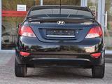 Hyundai Accent 2014 года за 3 500 000 тг. в Шымкент – фото 4