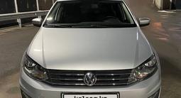 Volkswagen Polo 2016 года за 5 800 000 тг. в Алматы – фото 5
