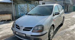 Nissan Almera Tino 2001 года за 3 300 000 тг. в Алматы – фото 2