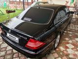 Mercedes-Benz S 430 2003 года за 3 500 000 тг. в Алматы – фото 4