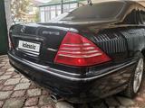 Mercedes-Benz S 430 2003 года за 3 500 000 тг. в Алматы – фото 5