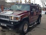 Hummer H2 2005 года за 9 200 000 тг. в Петропавловск – фото 4