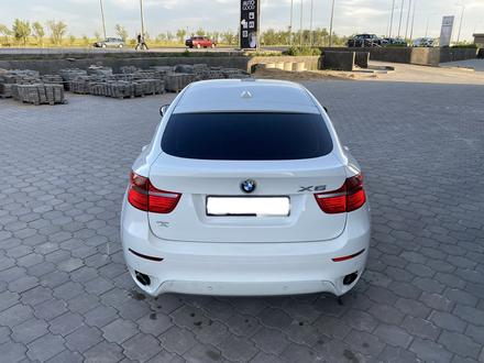 BMW X6 2009 года за 8 800 000 тг. в Нур-Султан (Астана) – фото 18