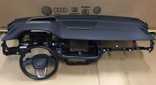 Audi q7 4m торпедо (кожа), аирбаг, безопасность. Airbag за 100 000 тг. в Нур-Султан (Астана)