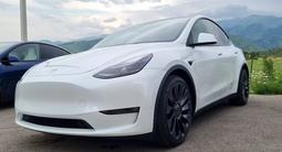 Tesla Model Y 2021 года за 41 000 000 тг. в Алматы