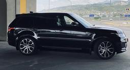 Land Rover Range Rover Sport 2018 года за 39 750 000 тг. в Алматы – фото 2