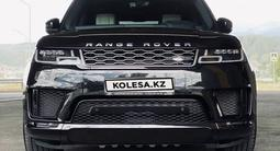 Land Rover Range Rover Sport 2018 года за 39 750 000 тг. в Алматы – фото 4