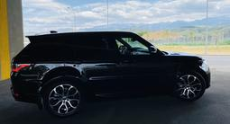 Land Rover Range Rover Sport 2018 года за 39 750 000 тг. в Алматы – фото 5