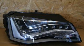 Фара правая Audi a8 d4 full Led светодиодная за 360 000 тг. в Нур-Султан (Астана)