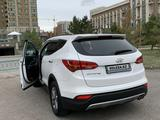 Hyundai Santa Fe 2016 года за 9 900 000 тг. в Нур-Султан (Астана) – фото 3